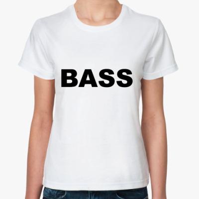 Классическая футболка BASS