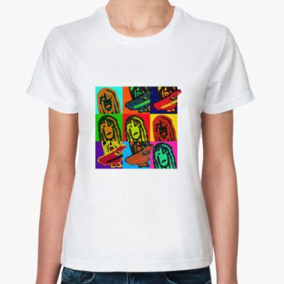 Классическая футболка Dasd Pop