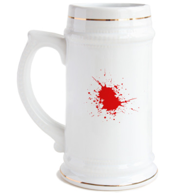 Пивная кружка Декстер Морган