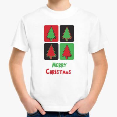 Детская футболка Christmas