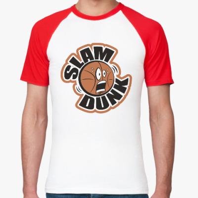 Футболка реглан Slam Dunk