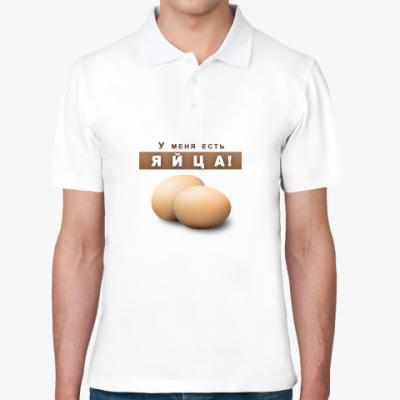 Рубашка поло Яйца