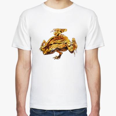 Футболка лягушка Kalophrynus interlineatus