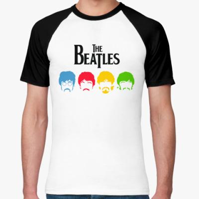 Футболка реглан Beatles