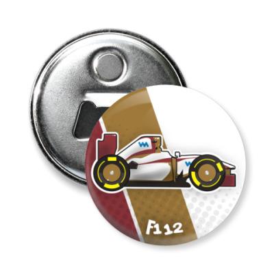 Магнит-открывашка F112