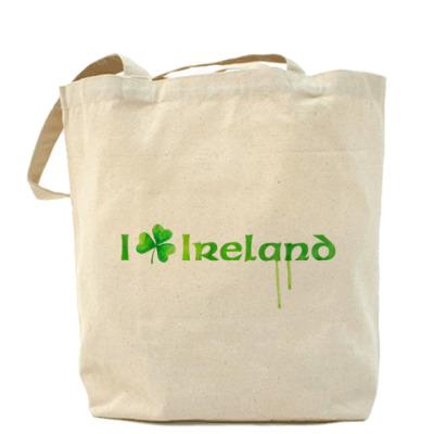 Сумка I love Ireland