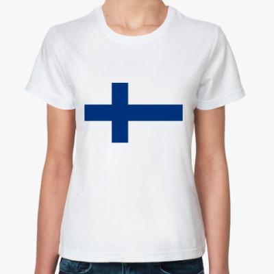 Классическая футболка Finland
