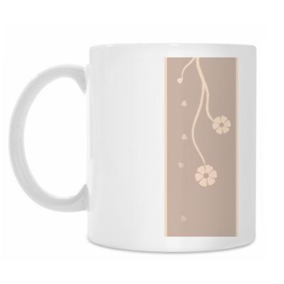 Кружка Розовая Сакура