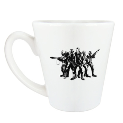 Чашка Латте Кружка Steampunk