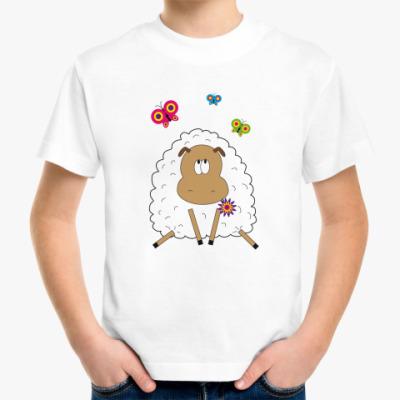 Детская футболка Sheep