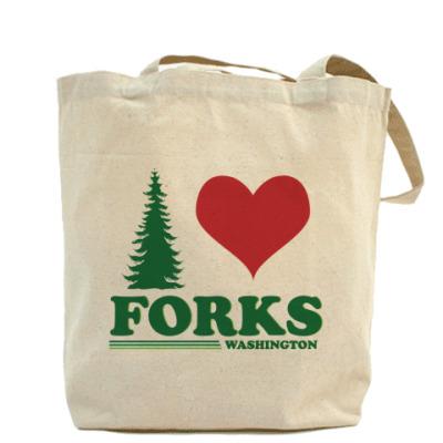 I love Forks.WA