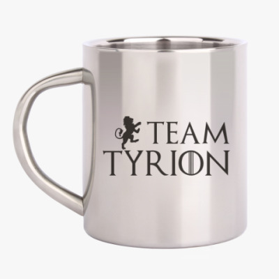 Кружка металлическая Команда Тириона