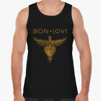 Майка Bon Jovi