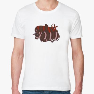 Футболка из органик-хлопка bulls