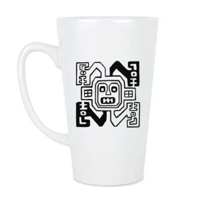 Чашка Латте Рожица