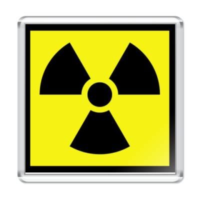 """Магнит  """"Радиация"""""""