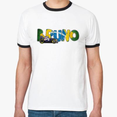 Футболка Ringer-T BRUNO