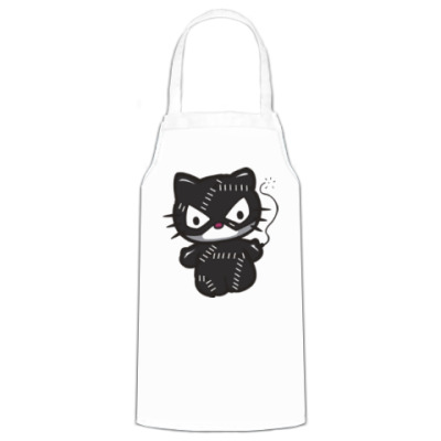 Фартук Китти Женщина-кошка
