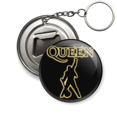 Брелок-открывашка Queen