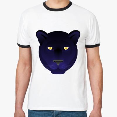 Футболка Ringer-T   Panthera