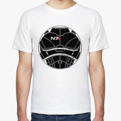 Футболка N7 Mass Effect