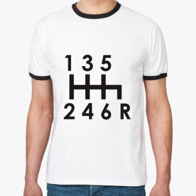 Футболка Ringer-T Коробка передач