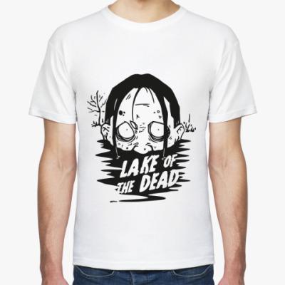 Футболка  футболка Zombie