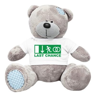 Плюшевый мишка Тедди Последний шанс