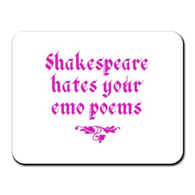 Коврик для мыши Shakespeare