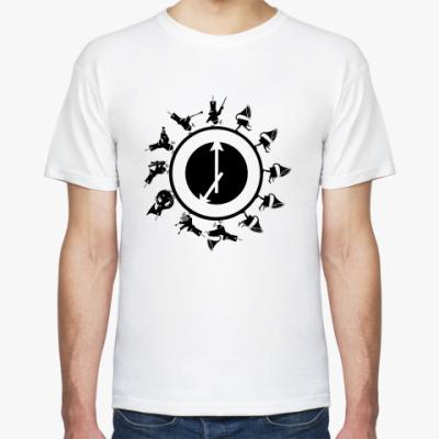 Футболка М. Клеркенвилльская футболка