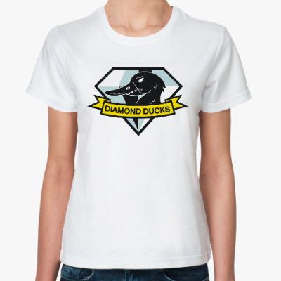 Классическая футболка Утка