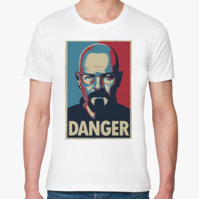 Футболка из органик-хлопка Walter danger