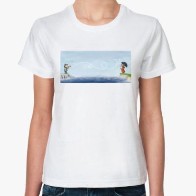Классическая футболка Goodok