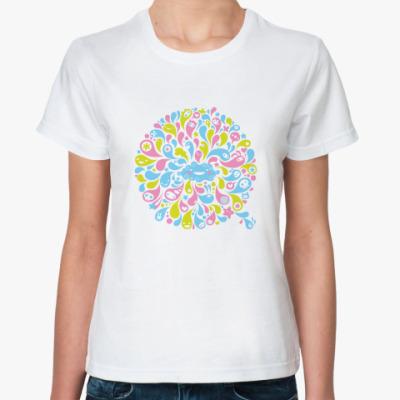 Классическая футболка Drops