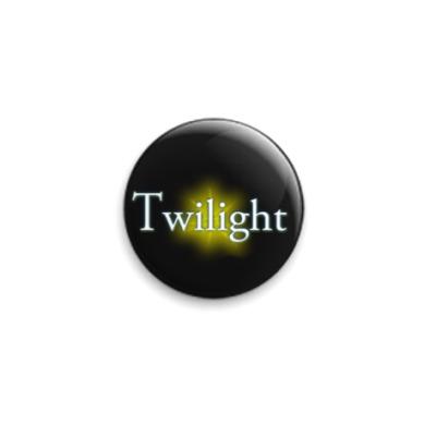 Значок 25мм  Twilight 25 мм