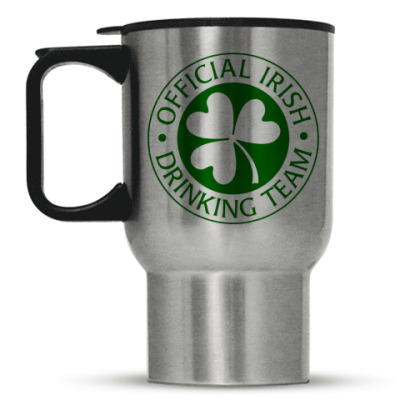 Кружка-термос Official Irish Drinking team