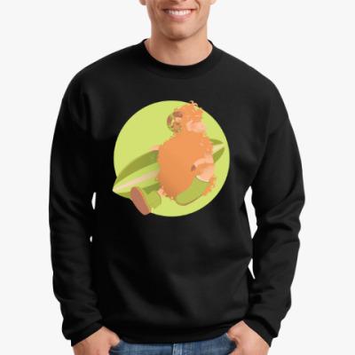Свитшот Animal Fashion: U is for 'Uggs' on merinos sheep