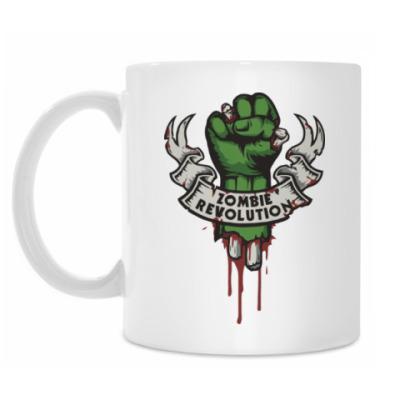 Кружка Революция Зомби