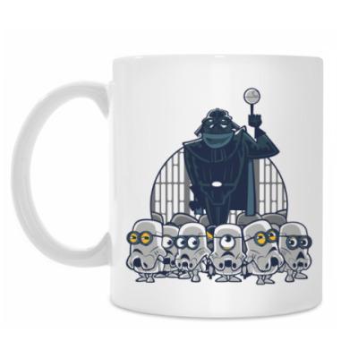 Кружка Darth Vader & Minions