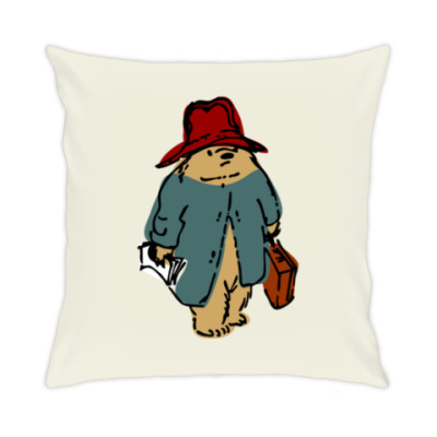 Подушка Paddington Bear