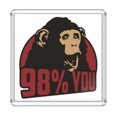 Магнит 98% тебя