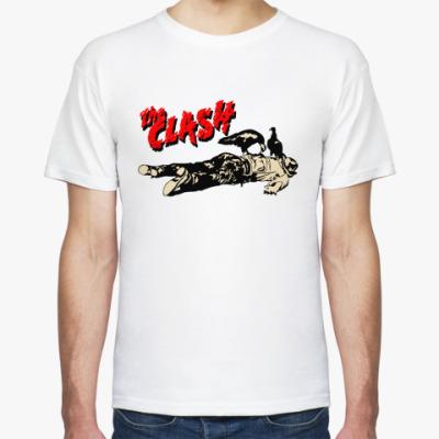 Футболка The Clash