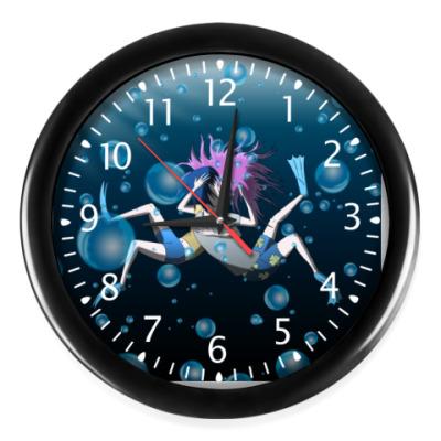 "Часы Часы ""Под водой"""