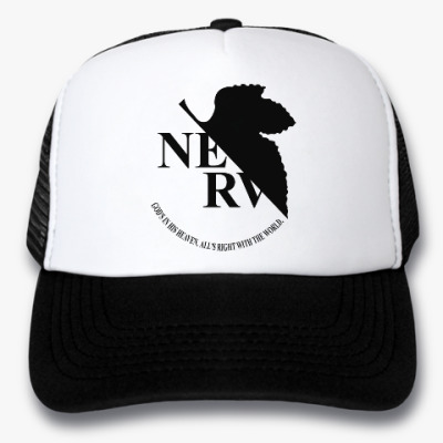 Кепка-тракер Neon Genesis Evangelion NERV