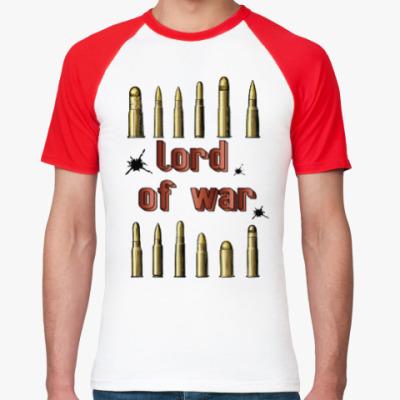 Футболка реглан Lord of war
