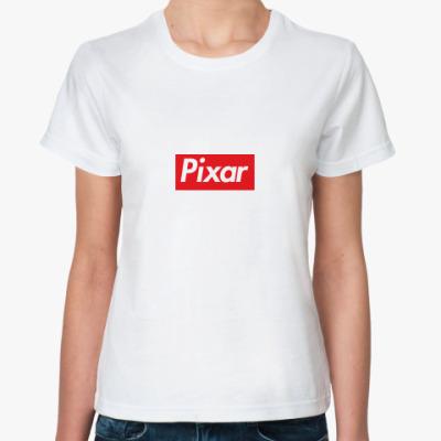 Классическая футболка Pixar