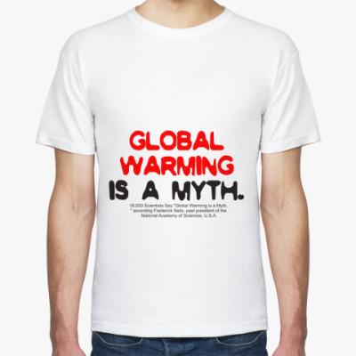 Футболка   global