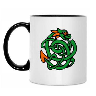 Кружка Кельтский узор