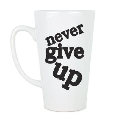 Чашка Латте Для оптимистов