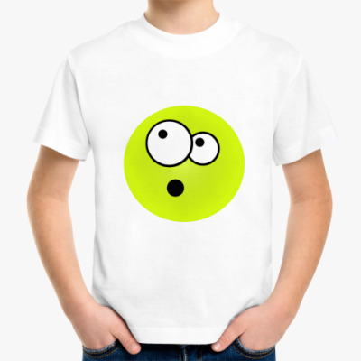 Детская футболка Детская футболка Колобок